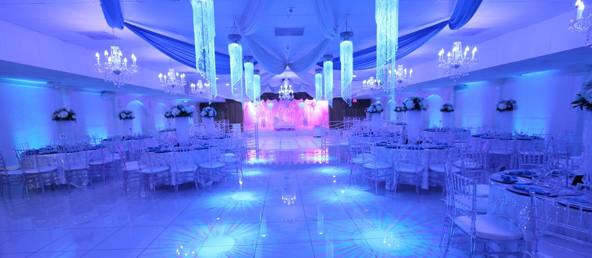 Olga S Ballroom Hialeah Hialeah Wedding Reception